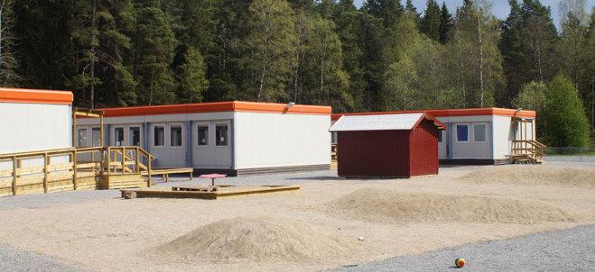 Körsbärets förskola - Södertälje kommun
